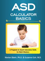 ASD Calculator Basics